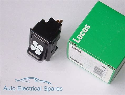 2 speed fan switch lucas 33988 159sa fan switch 2 speed