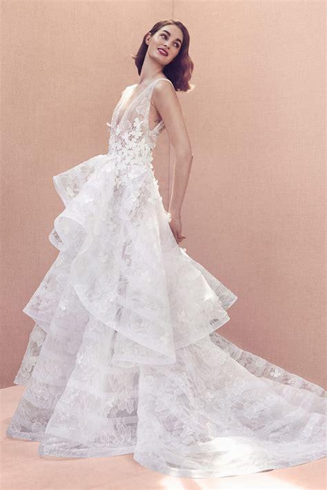 oscar de la renta spring bridal collection tom