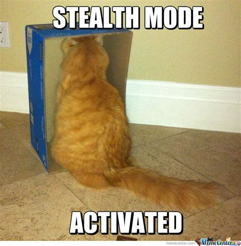 Caterpillar Meme - stealth mode activated cat meme cat planet cat planet