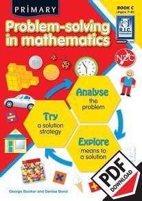 zealand curriculum problem solving  mathematics book