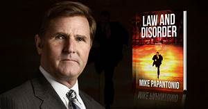 Mike Papantonio To Release New Legal Thriller In September ...