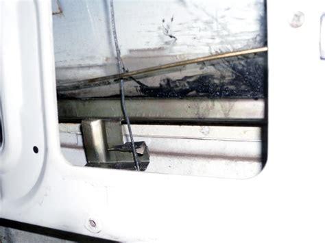 lada vetro smontare il vetro alzacristalli lato guida lada niva