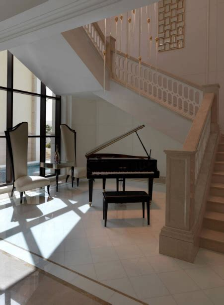 million beachfront mansion  dubai uae homes   rich
