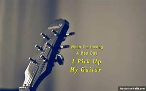Pick Up Guitar Motivational Wallpaper for Mobile ...