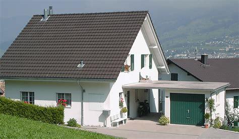 Garage Für Ihr Neues Haus  Bauen Mit Swisshaus Ag