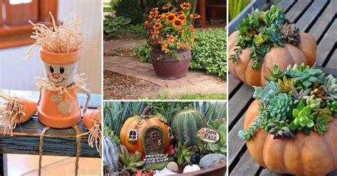 fascinating diy fall garden ideas balcony garden web