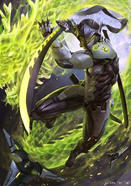 Best Genji Overwatch Ideas And Images On Bing Find What You Ll Love