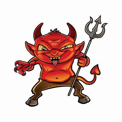 Devil Satan Hell Evil Stickers Factory