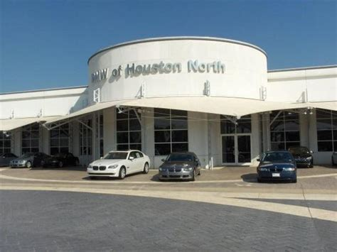 Bmw Of Houston North  Houston, Tx 77090 Car Dealership
