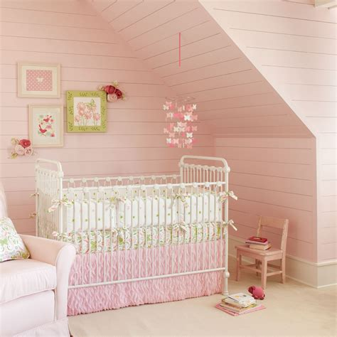 pink baby bedroom ideas giveaway carousel designs crib bedding set 16700 | summer garden