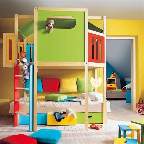 chambres pour enfants aménager une mezzanine dans une chambre d 39 enfant astuces