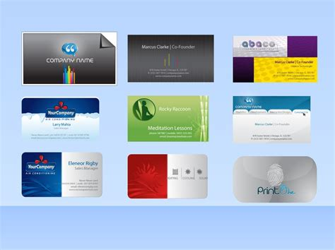 Vector Business Card Templates Vector Art & Graphics Business Card Printer Hp Visiting Printing Machine Price In Sri Lanka Different Paper Glossy For Laser Printers Bandra West Reader Heavy Cards Stationery