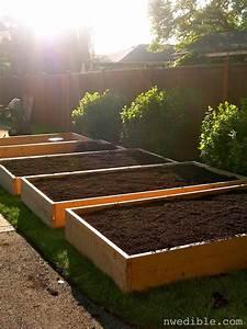 Construire Potager Surélevé : tout ce que vous devez savoir pour construire votre potager lit sur lev l gume de jardin ~ Melissatoandfro.com Idées de Décoration