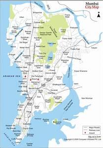 MUMBAI MAP   Online world map dictionary