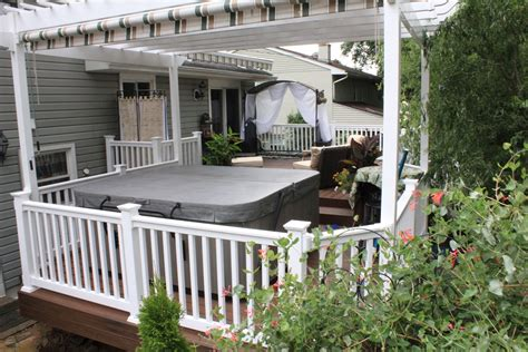 hot tub decks montgomery county custom decks  hot tubs bucks county pa hot tub deck