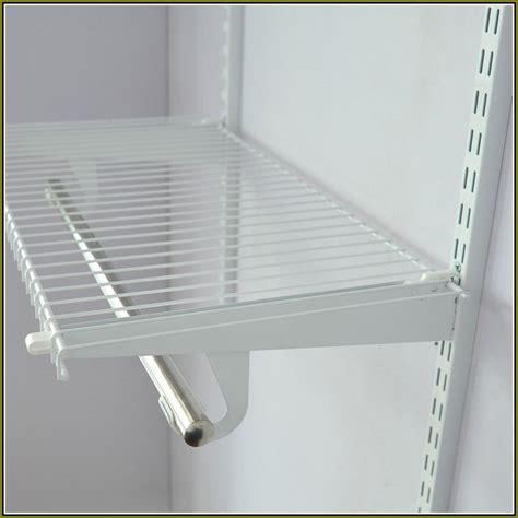 Metal Wire Closet Shelving  Home Design Ideas