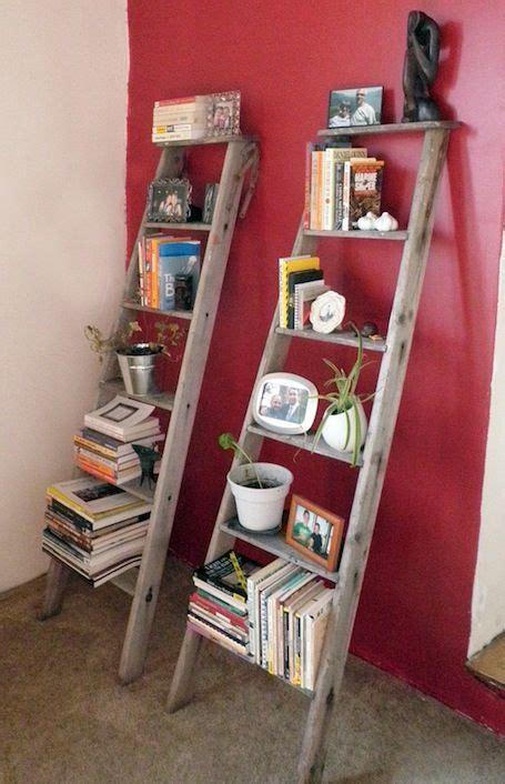 teal blue ladder shelf 160 best images about ladder redo s on 6020