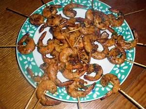 Recette Apero Simple : recette d 39 ap ritif dinatoire brochettes de crevettes ~ Nature-et-papiers.com Idées de Décoration