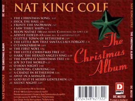 Nat King Cole  O Tannenbaum Youtube