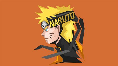 naruto minimal artwork   wallpapers hd wallpapers