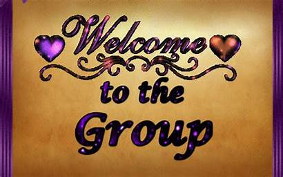 Welcome Members Paparazzi Street Quotes Purple Gold