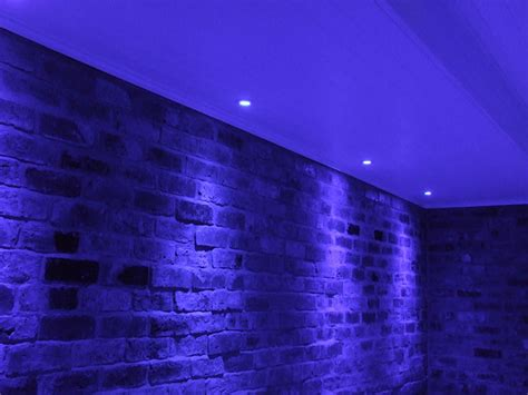 RGB Colour Changing LED Downlights from InStyle