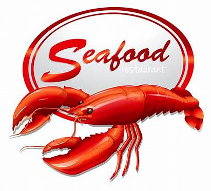 Seafood Lobster Fresh Vector Illustration Tail Graphics
