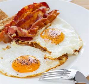 bacon and eggs - Joy To My Heart