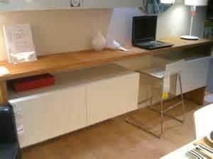 Les De Bureau Ikea by Un Bureau Console Chez Ik 233 A Home And Office Design