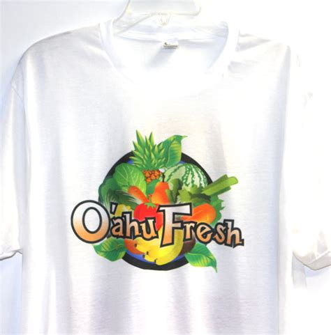 Sublimation T Shirt Printing : Spectracolor in Simi Valley, CA