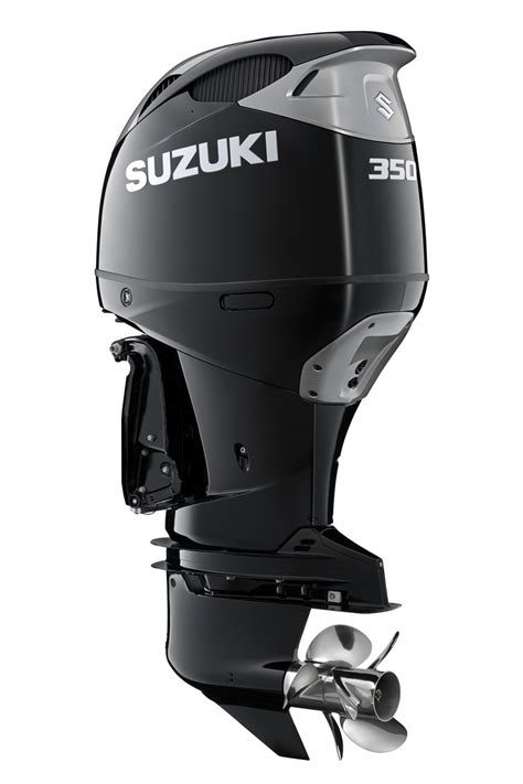 Suzuki 4 Stroke Outboard by Suzuki Introduces Df350a 350 Hp V6 4 Stroke Outboard