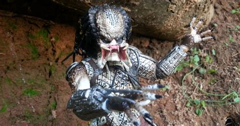 The Epic Review Action Figure Review Predator Jungle