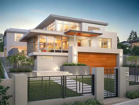 Moderne Hausfarben by Modern Architecture Beautiful House Designs Home
