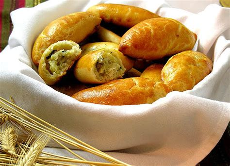 cuisine russe pirojki food at last from russia with