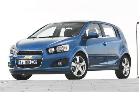 2012 Chevrolet Aveo Hatchback  Gm Authority