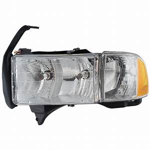 Diagram Of 2000 Dodge Ram Headlight