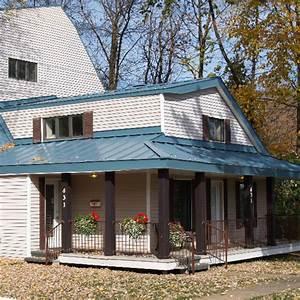 Toiture Metallique Pour Maison : toiture de t le et bardeau m tallique toitures pme ~ Premium-room.com Idées de Décoration