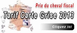 Carte Grise Savoie : prix du cheval fiscal par r gion ~ Medecine-chirurgie-esthetiques.com Avis de Voitures