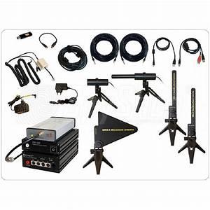 DigiScan Delta 4G12G Professional radio scanner for ...