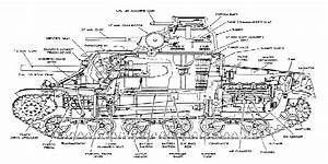 Interior Diagram  Your Favorite Tank And Mine  The M3 Lee