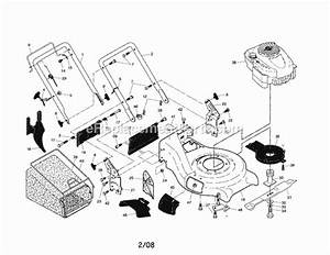 Craftsman 917 370752 Parts List And Diagram