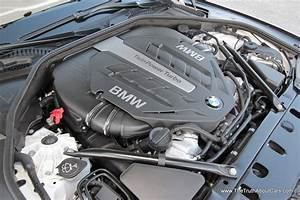 2013 Bmw 750li  Engine  N63b44tu  N63 4 4l Twin