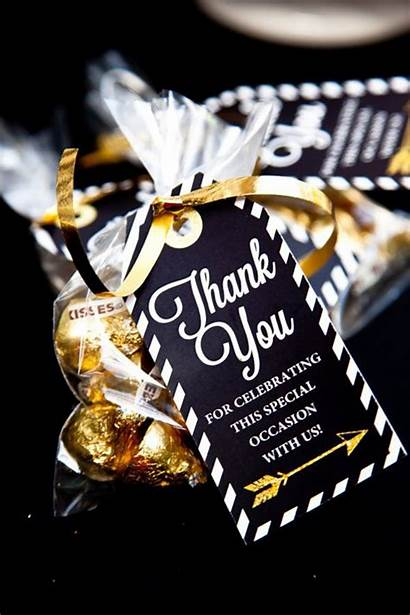 Gold Party Favors Graduation Birthday Decorations 50th