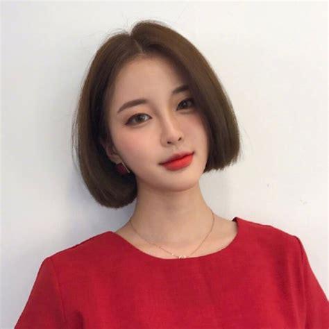 cute short haircuts  asian girls  chic short asian hairstyles  women hairstyles