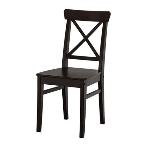 black ikea chair ingolf chair ikea
