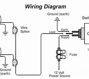 Off Road Light Wiring Diagram