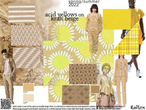 The ultimate spot for the fashion obsessed including runway reviews, celebrity style and fashion, fashion and beauty trends, designers, models, and more. Italtex: Womenswear Colour and Fabric Trends Spring/Summer 2022 - Trends (#1268859) in 2021 ...