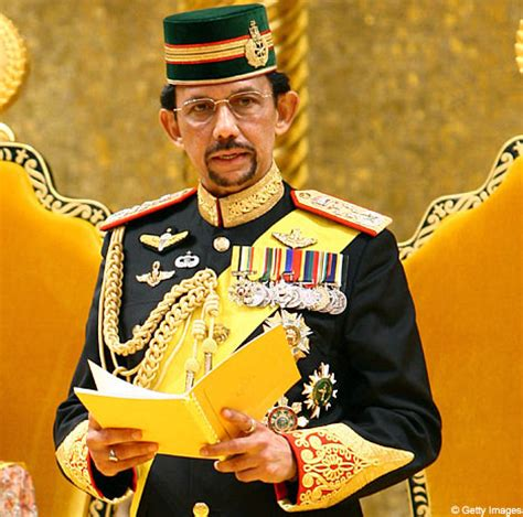 sultan hassanal meet the sultan of brunei owns over 7 000 cars which