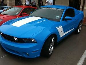 --CarJunkie's Car Review--: First Impression: Roush 427R Mustang