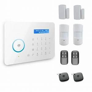 Alarme Maison Pas Cher : alarmes filaires et sans fil que choisir le guide ~ Dailycaller-alerts.com Idées de Décoration